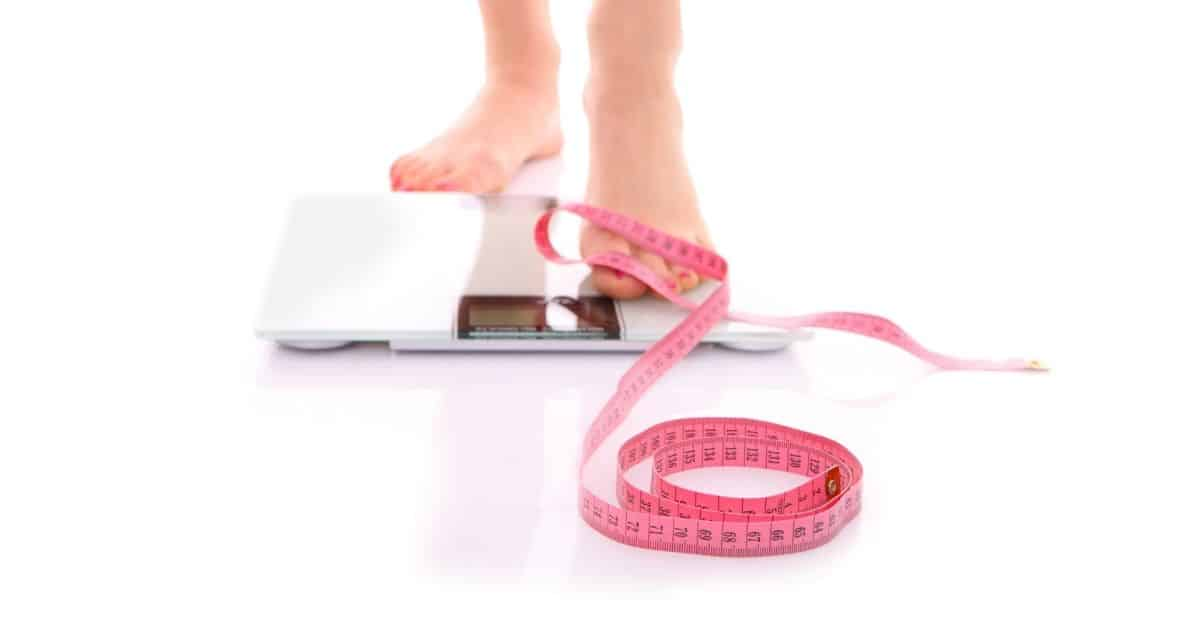 Losing Less Than One Pound Per Week
