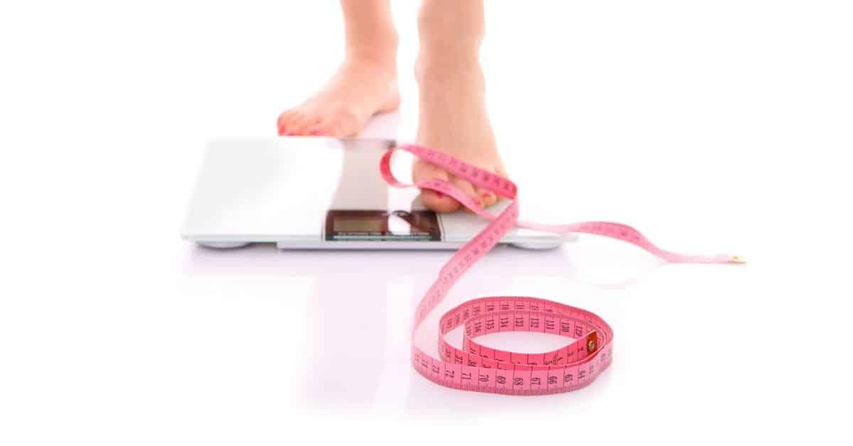 Losing Less Than One Pound Per Week