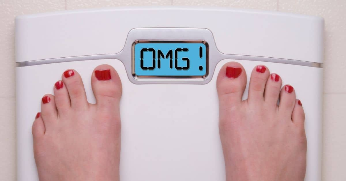Five Reasons Why I Gained Weight
