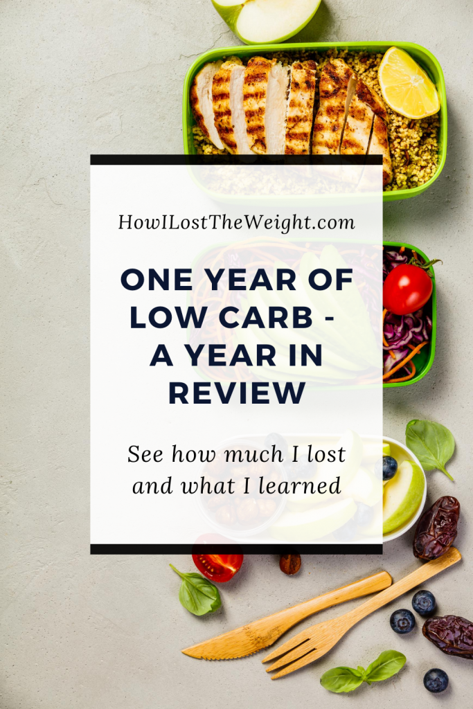 Weight Loss Results After One Year on Low Carb
